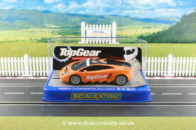 Scalextric C3069 Lamborghini Gallardo Top Gear